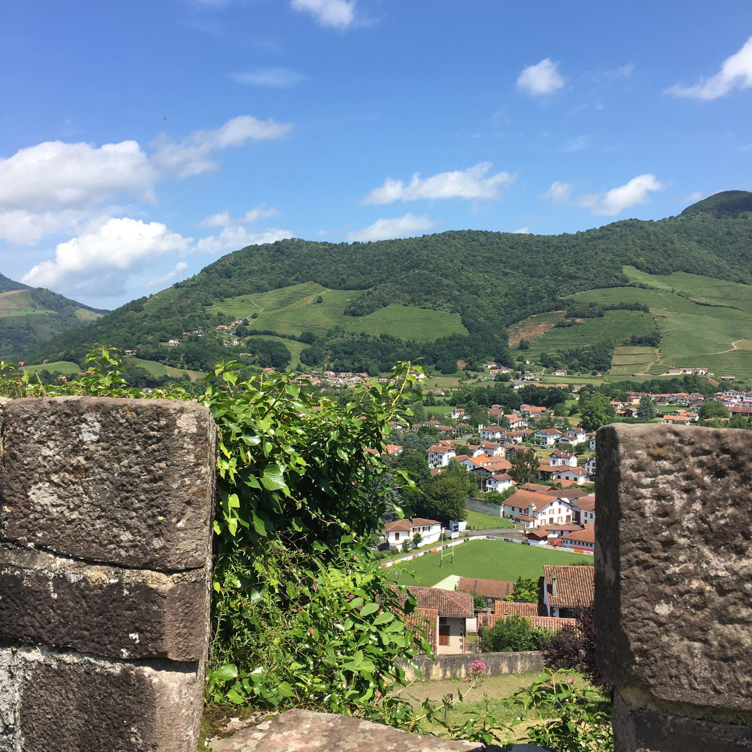 Visite Guidée culturelle et gourmande Saint-Jean-Pied-de-Port et l'Irouléguy