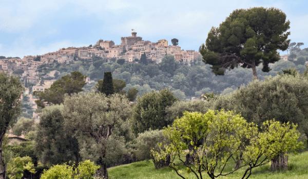 Visite Côte d'Azur