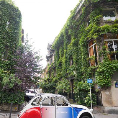 visite insolite de Paris