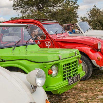 vehicules vintage provence balade