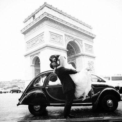 nuit romantique à paris